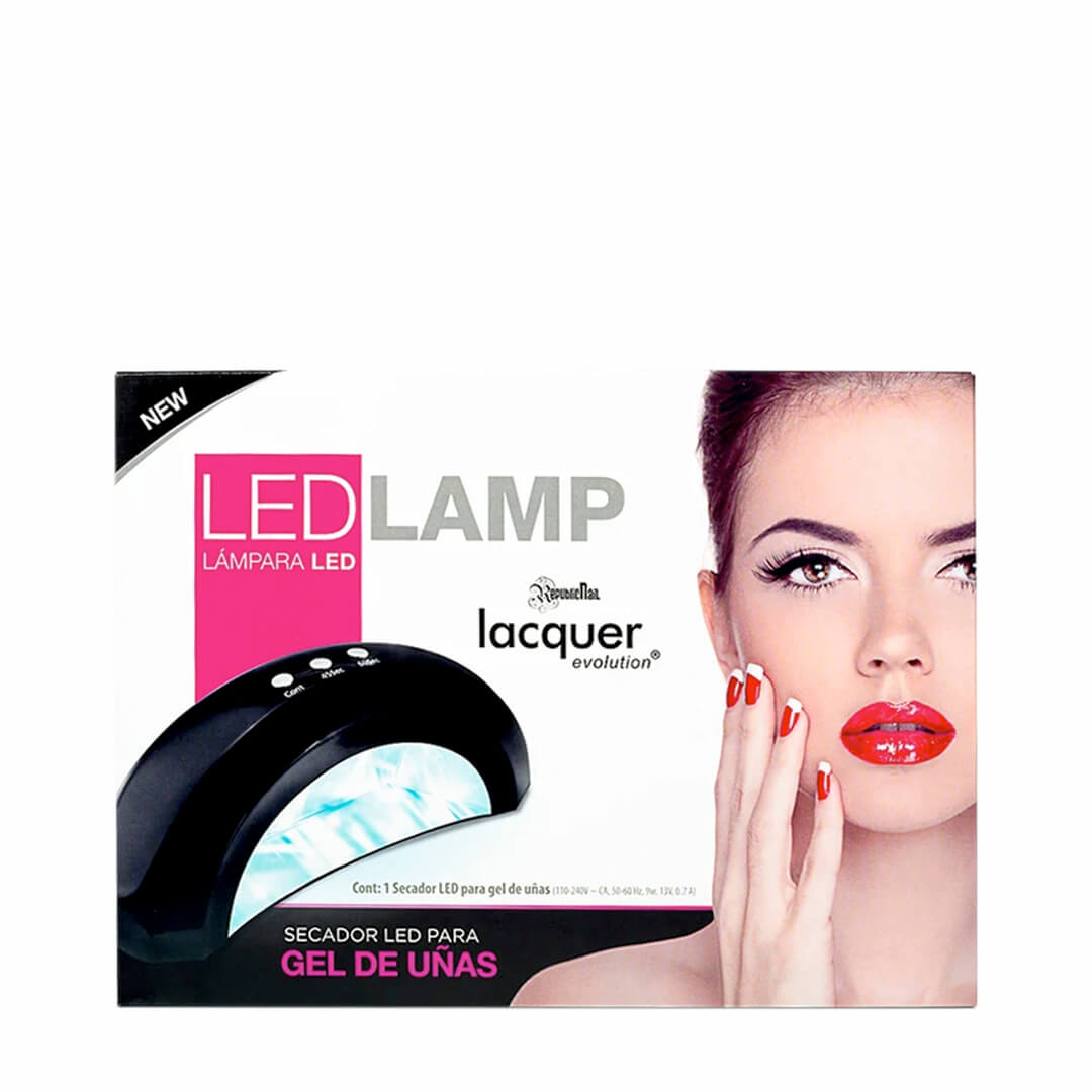 Lámpara LED Lacquer Evolution Republic Nail